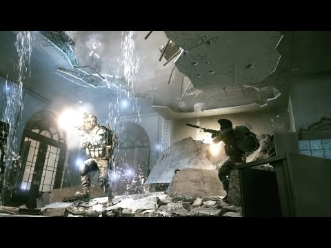 Battlefield 3: Close Quarters Donya Fortress Gameplay Trailer, new Battlefield 3: Close Quarters Donya Fortress Gameplay Trailer