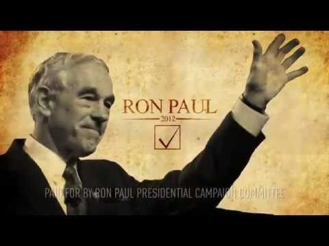 Ron Paul's Edgy New Campaign Spot