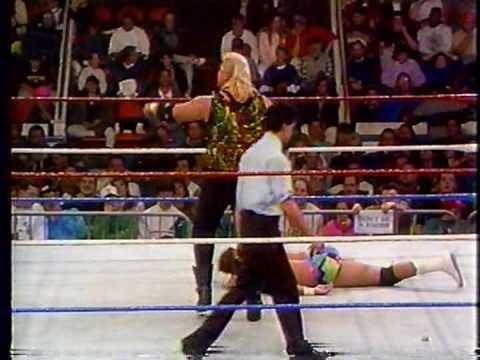 WWF Wrestling Challenge: Nasty Boys