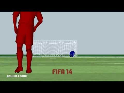 FIFA 14 Новая физика мяча