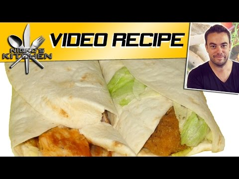 BIG MAC WRAP - RECIPE