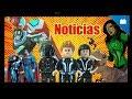 NOTICIAS: Nuevo set de Jurassic World - Voltron - Nuevas Minifiguras - TRON en LEGO.