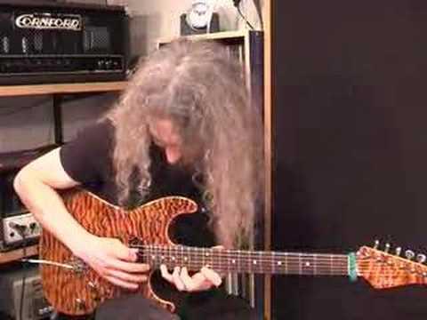Guthrie Govan - Funky Blues
