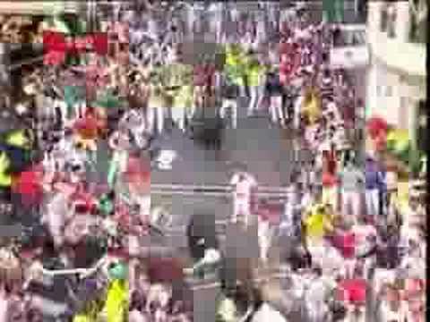 www.SanFerminTV.com S08E03 09-Julio Tercer Encierro Fiestas