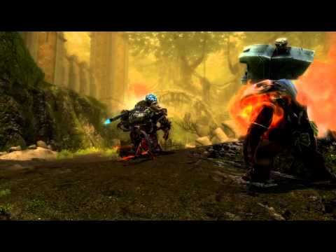 Reckoning | Gamescom 2011 Trailer