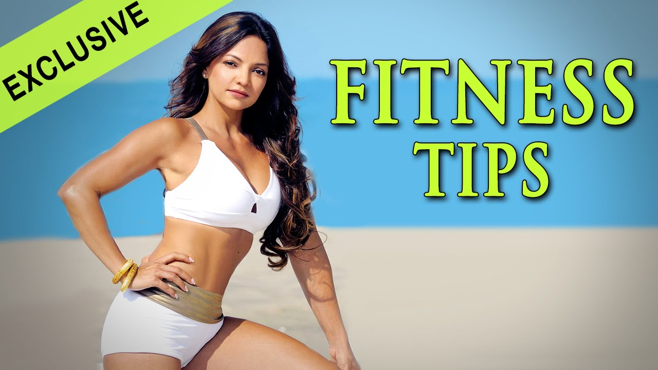 Deanne Pandey's Fitness Tips - Bipasha Basu Unleash - Celebrity Fitness Expert