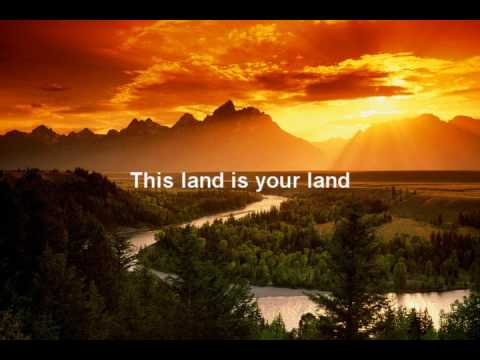 This Land Is Your Land -WGKU8awk7Vg