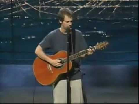 Dana Carvey -  Guitar Humor
