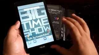 Vidéo : Test Memo Pad 7 ME176CX
