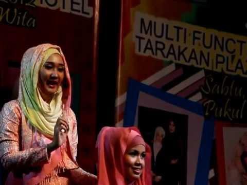 Tutorial Hijab Segi Empat By Dian Pelangi