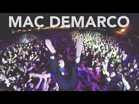 GoPro Music: Mac DeMarco Serenades Bonnaroo