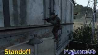 Black Ops 2 Jumps: LMG Strafe Jump Montage