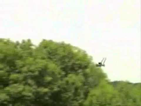 Flying Lawnmower