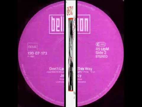 Jeanie Tracy - Don ' t Leave Me This Way - 1985.