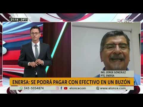 Entrevista al Ingeniero Jorge González Pte de ENERSA