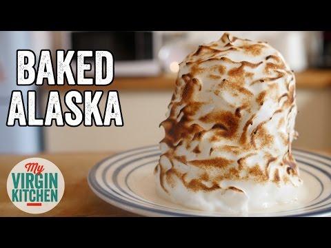 EASY BAKED ALASKA RECIPE
