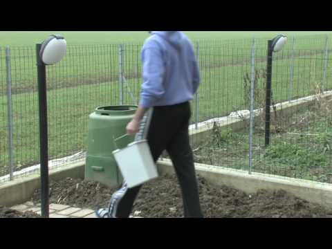 Il compostaggio domestico