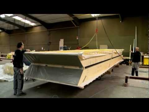 Polyurethanes Passive House roof construction