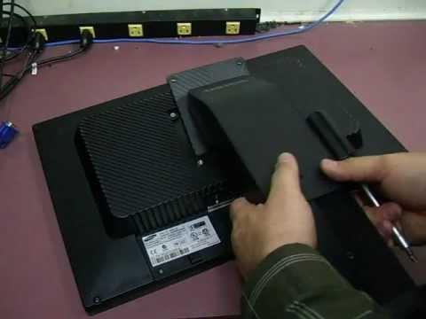 Samsung 225BW LCD monitor repair