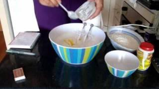 Como los como como hacer un queque for Queique de yogur