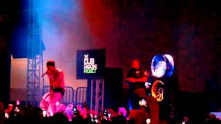 Tyga Performing Live At Dub Show In LA