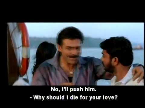 Venkatesh Comedy from Malliswari