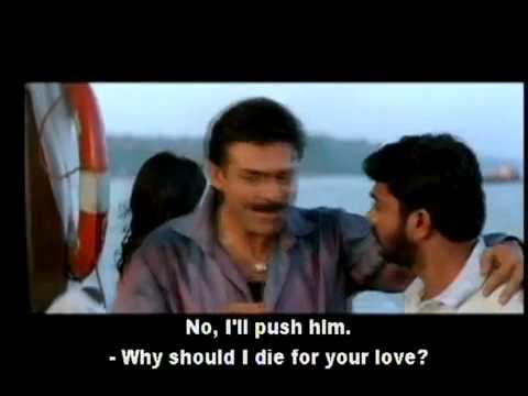 Venkatesh Comedy from Malliswari