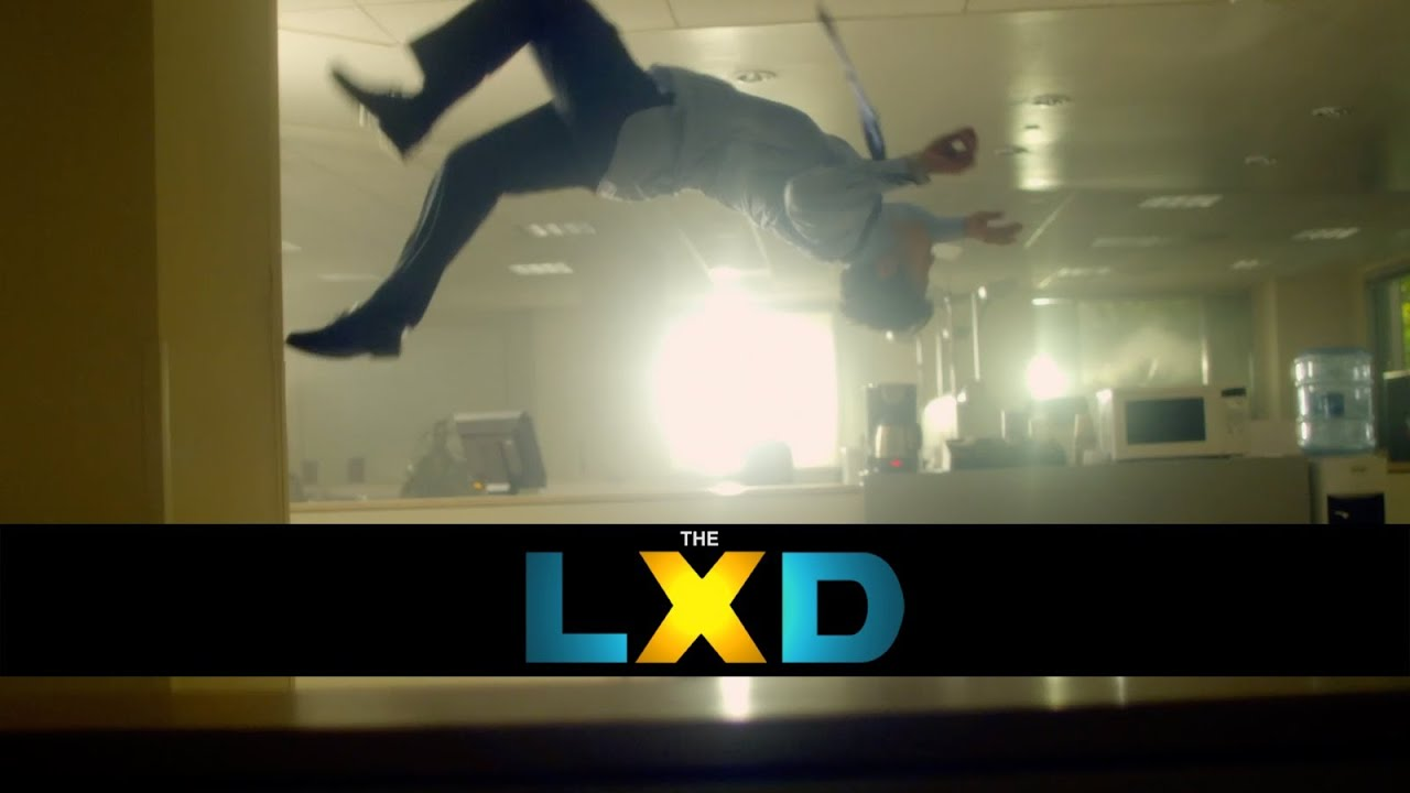 THE LXD: EP 4 - THE UPRISING BEGINS [DS2DIO]