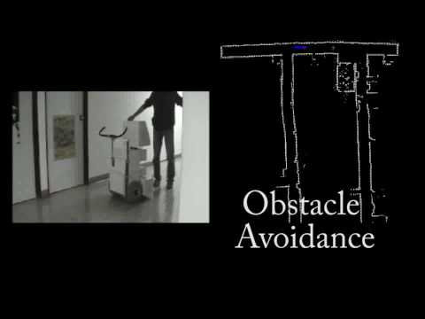 2009 Robot Path Planning, Obstacle Avoidance and Localization