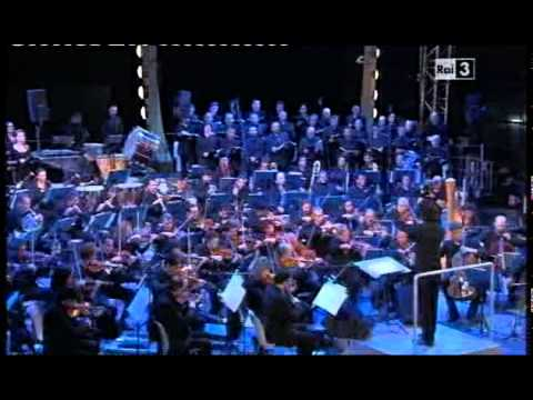 ENNIO MORRICONE , GINO PAOLI - Concerto Primo Maggio 2011