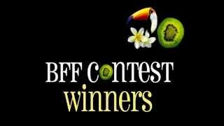BFF Contest - Winners
