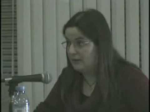 """Natalia Contí, representando a José Levy: """"Ludwig von Mises: su epistemología kantiana"""" - Parte 1"""