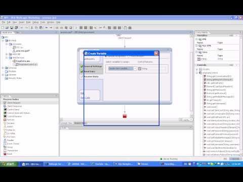 Create web service in weblogic