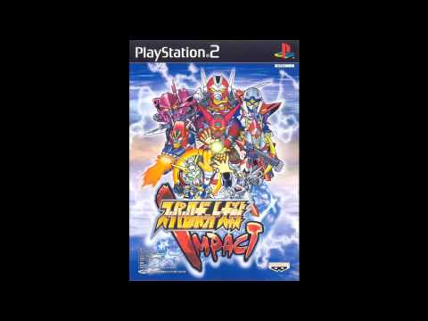 SRW Impact OST Disc 1 Track 02 Messenger from the Skies.