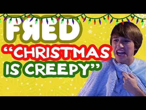 Fred - Christmas is Creepy - Official Video