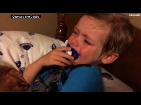 Hillary video dashes boy's White House dreams