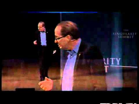 Ray Kurzweil on From Eliza to Watson to Passing the Turing Test at Singularity Summit 2011