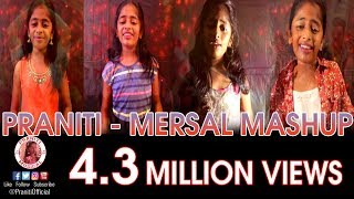 #Praniti | #Mersal | Mashup | #Vijay | #ARRahman | #Atlee |  25 Years of Vijay and ARR