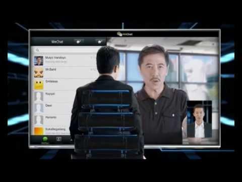 Changhong U-Max Smart TV Komersial
