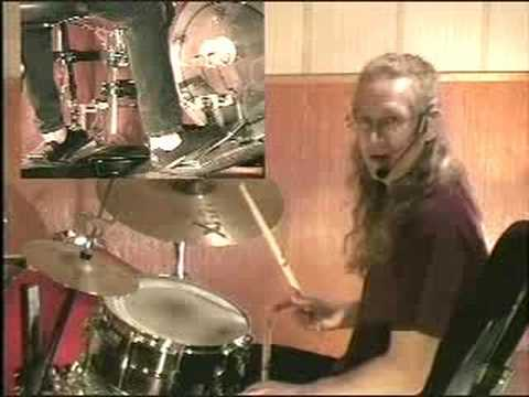 Tim Waterson Bass drum DVD  techniques,Motions and Applications trailer