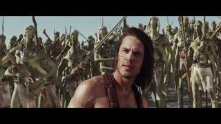New John Carter Trailer introduced by Andrew Stanton | Official Disney 2012 Trailer | HD