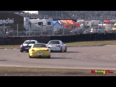 2013 BRSCC Porsches Round 1 Rockingham