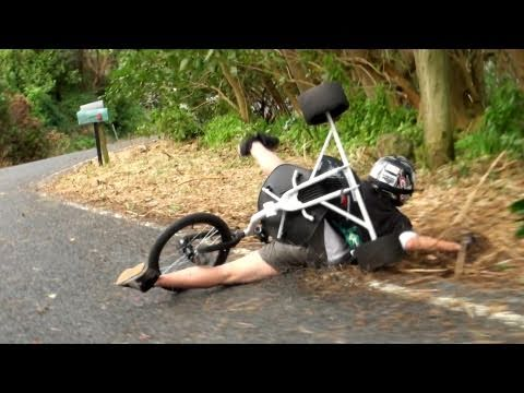 Drift Trikes Whangarei - Crash Carnage on Bayview Rd -  DHM Episode 7