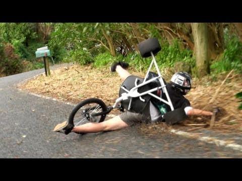 Drift Trikes Whangarei - Crash Carnage on Bayview Rd -  DHM Episode 7