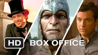 Weekend Box Office - March 8-10 2013 - Studio Earnings Report HD