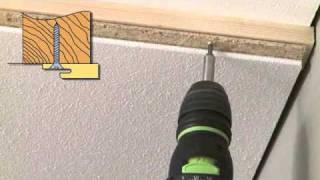 Agnes One-Step: kant & klare plafondpanelen - YouTube
