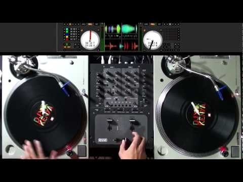 How to DJ: 3 Essential Scratches. Spin Academy.