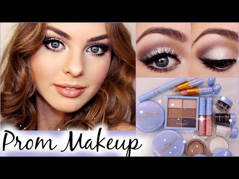 Prom Makeup Tutorial Using MAC Cinderella Collection! (& Dupes) - Jackie Wyers - 08:16 | Play | Eggcellentrecipes.com