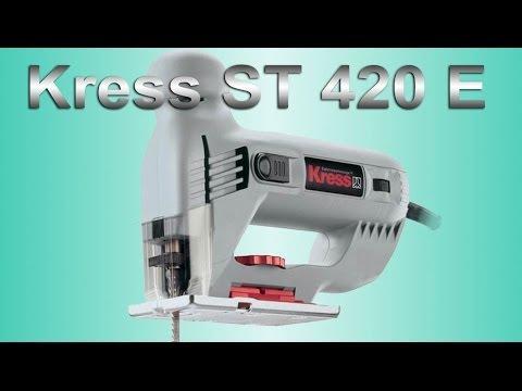 Электролобзик Kress ST 420 E - UCu8-B3IZia7BnjfWic46R_g