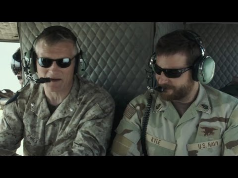 American Sniper - Most Wanted Man in Iraq Clip [HD]